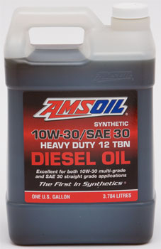 Synthetic 10W-30/SAE 30 Heavy Duty Diesel Oil