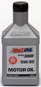 Series 3000 5W-30 Heavy Duty Diesel Oil