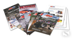 Packet includes catalogs with the trail membership