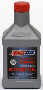 15W-40 Semi-Synthetic Diesel Oil