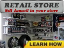 Sell Amsoil products in my store or shop - information and application
